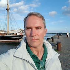 Profil uporabnika Chris