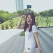 Perfil do usuário de 簡