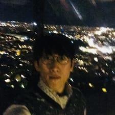 Nutzerprofil von Daehyun