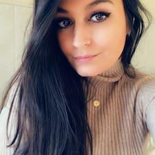 Rafaela felhasználói profilja