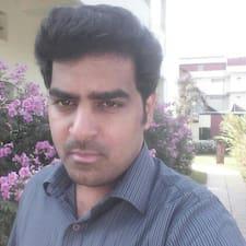 Aravind的用戶個人資料