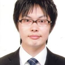 Användarprofil för Hiroaki