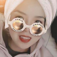 Gebruikersprofiel Youngeun