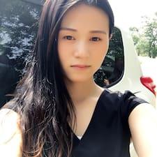 杨颖的用戶個人資料