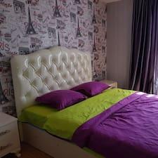 Henkilön Apartment  In Rustavi käyttäjäprofiili