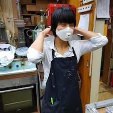 Perfil do usuário de Chiho