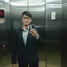 Perfil do utilizador de Pei-Chen