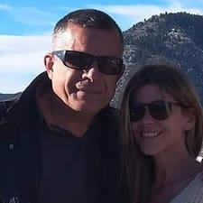 Nancy & Tasos Brukerprofil
