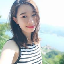 Gebruikersprofiel Shujing