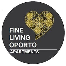 Fine Living Oporto to Superhost.