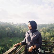 Syifa User Profile