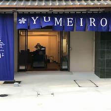 Gebruikersprofiel 京都二条ホテル 夢いろは