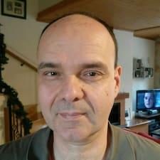 Istvan felhasználói profilja