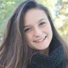 Déborah felhasználói profilja