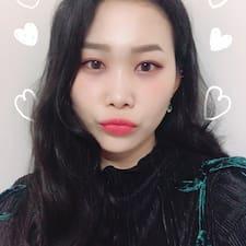 Perfil do utilizador de Geumjin