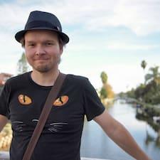 Antti的用戶個人資料