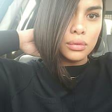 Angeleen felhasználói profilja