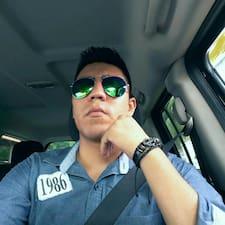 Profil Pengguna Jorge