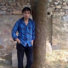 Arvind felhasználói profilja