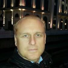 Profil Pengguna Ján
