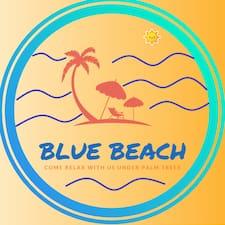 Perfil do usuário de Blue Beach