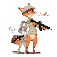 Profil Pengguna 狐先生