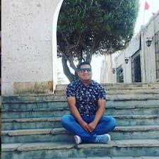 Profil Pengguna Elisvan Jordan