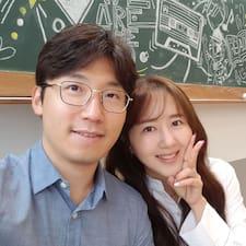 Profil utilisateur de Gi Joon