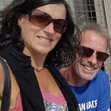 Pilar & Tim User Profile
