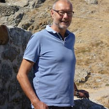 Användarprofil för Hans-Jürgen