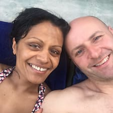 โพรไฟล์ผู้ใช้ Neha & Chris
