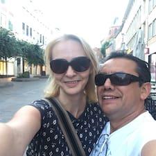 Bianca & Manolo Brukerprofil