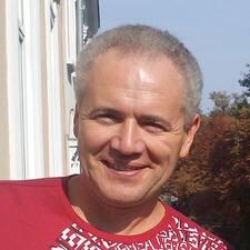 Serhii felhasználói profilja