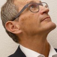 Perfil do utilizador de Bernhard