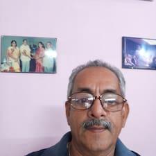 Profil Pengguna Koteswara Raju