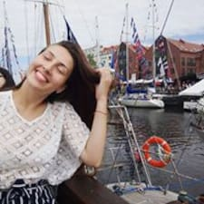 Greta User Profile