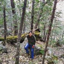 Alma Yadira felhasználói profilja