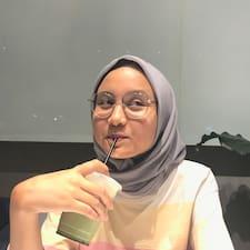 Profil utilisateur de Syeillah