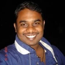 Ravi Shankar的用戶個人資料