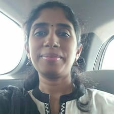 Suganya felhasználói profilja