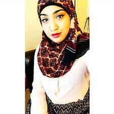 Nutzerprofil von Aqsa