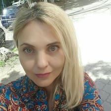 Галина Brugerprofil