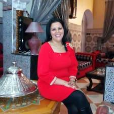 Rania felhasználói profilja