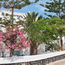 Kymata Hotel User Profile