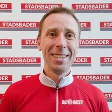 Pieter felhasználói profilja