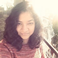Profil utilisateur de Kshitija
