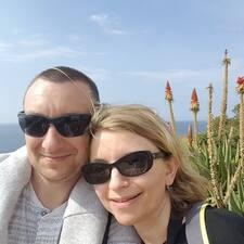 Jérôme & Marie Brugerprofil