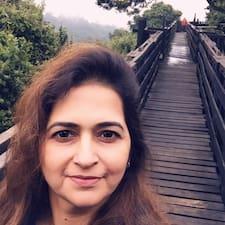 Vidya Denzil User Profile