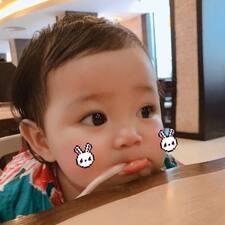 Perfil do usuário de Yui