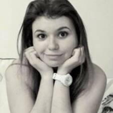 Emilie felhasználói profilja